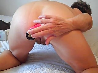 Knows fat bbw mature anal dildo what