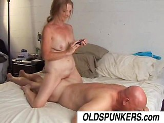 Mature women sex massage