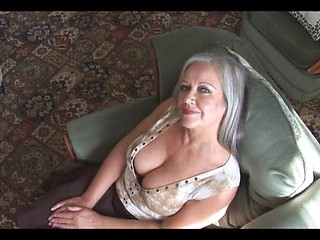 Ebony milf white guy